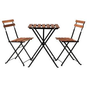 میز ناهارخوری 2 نفره ایکیا مدل TARNO