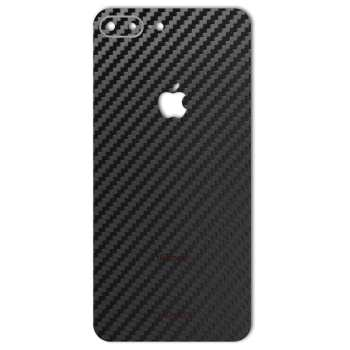 برچسب پوششی ماهوت مدل Carbon-fiber Texture مناسب برای گوشی  iPhone 8 Plus