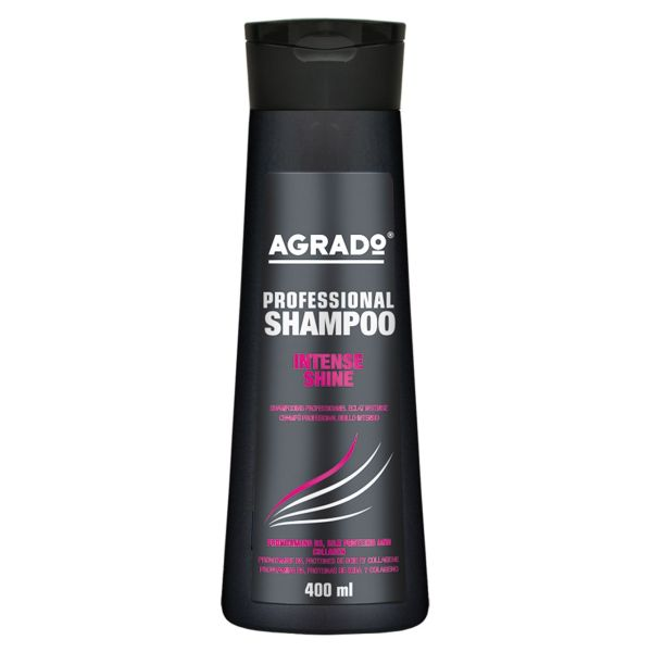 شامپو براق کننده مو آگرادو مدل Intense Shine حجم 400 میلی لیتر
