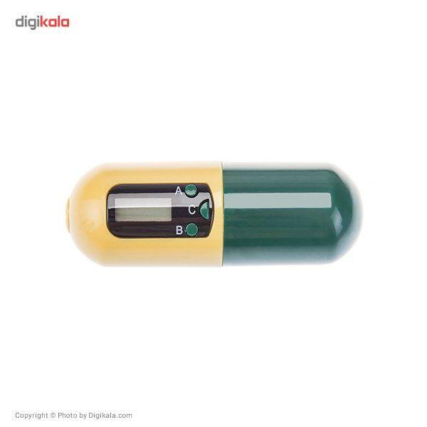 یاد آور دارو B.S Group مدل Medicine Box Timer Type 2 main 1 1
