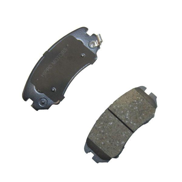 لنت ترمز جلو هیپو مناسب برای  چانگان CS35    بسته دو جفتی