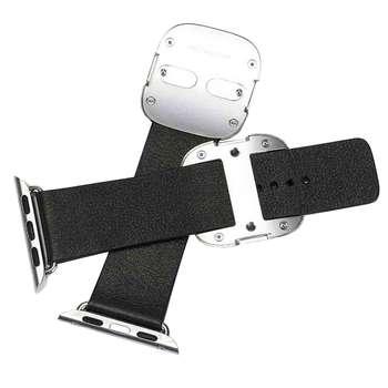 بند چرمی کوتتسی مدل Modern Buckle مناسب برای اپل واچ 38 میلی متر