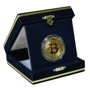 تندیس سکه مدل Charlic BTC