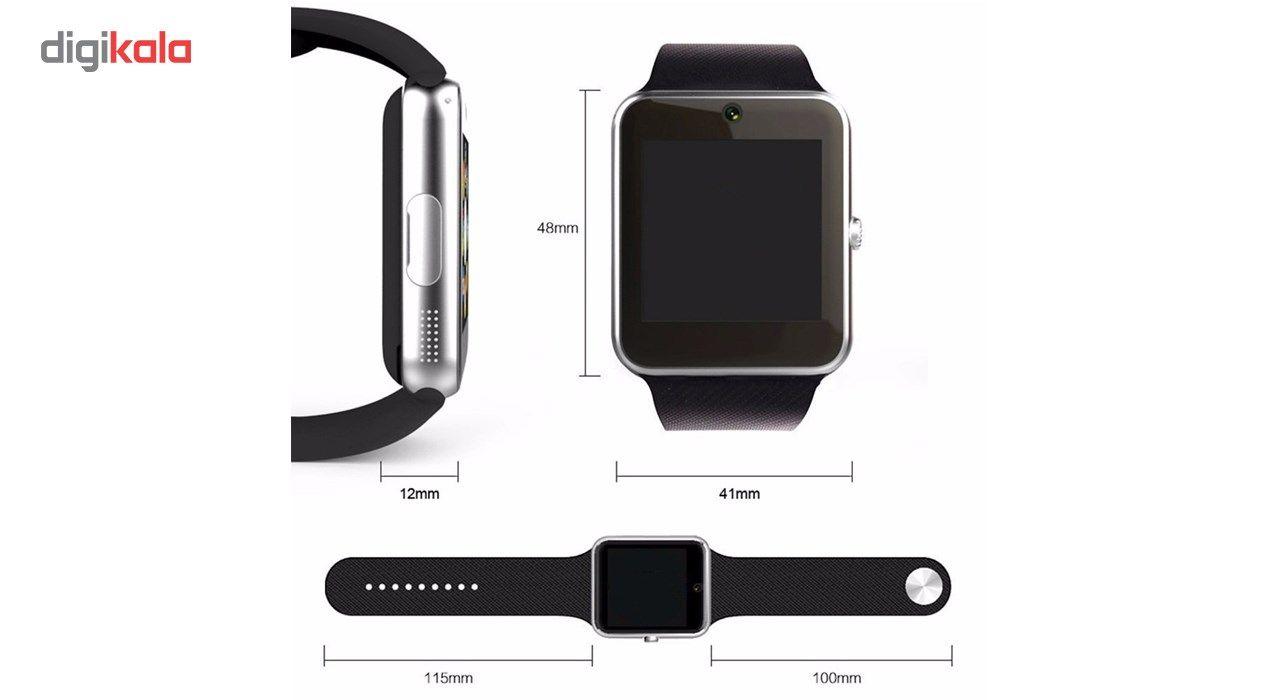 ساعت هوشمند میدسان مدل GT08 main 1 12