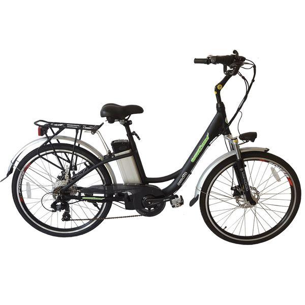 دوچرخه برقی گرین پاور مدل EB-02-B سایز 26