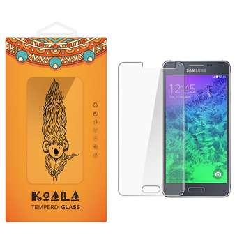 محافظ صفحه نمایش شیشه ای کوالا مدل Tempered مناسب برای گوشی موبایل سامسونگ Galaxy A5 2015