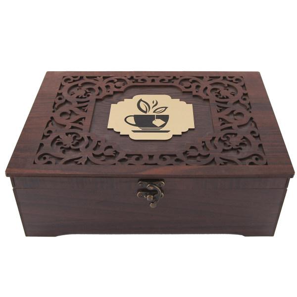 جعبه چای کیسه ای کد 197019