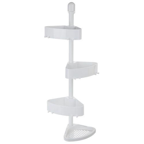 قفسه حمام سنی پلاستیک مدل Yasamin