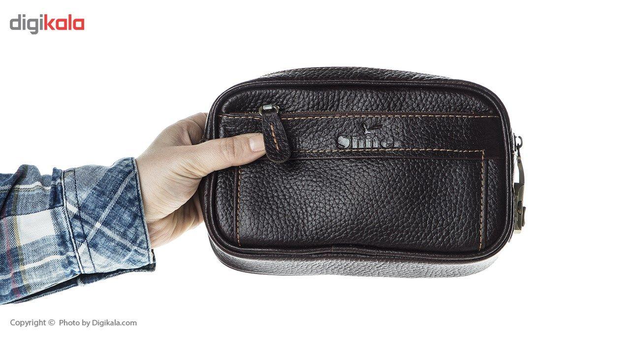 کیف دستی زنانه شیفر مدل 9850B02 -  - 5