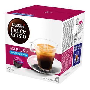 کپسول قهوه دولچه گوستو مدل Espresso Decaffeinato