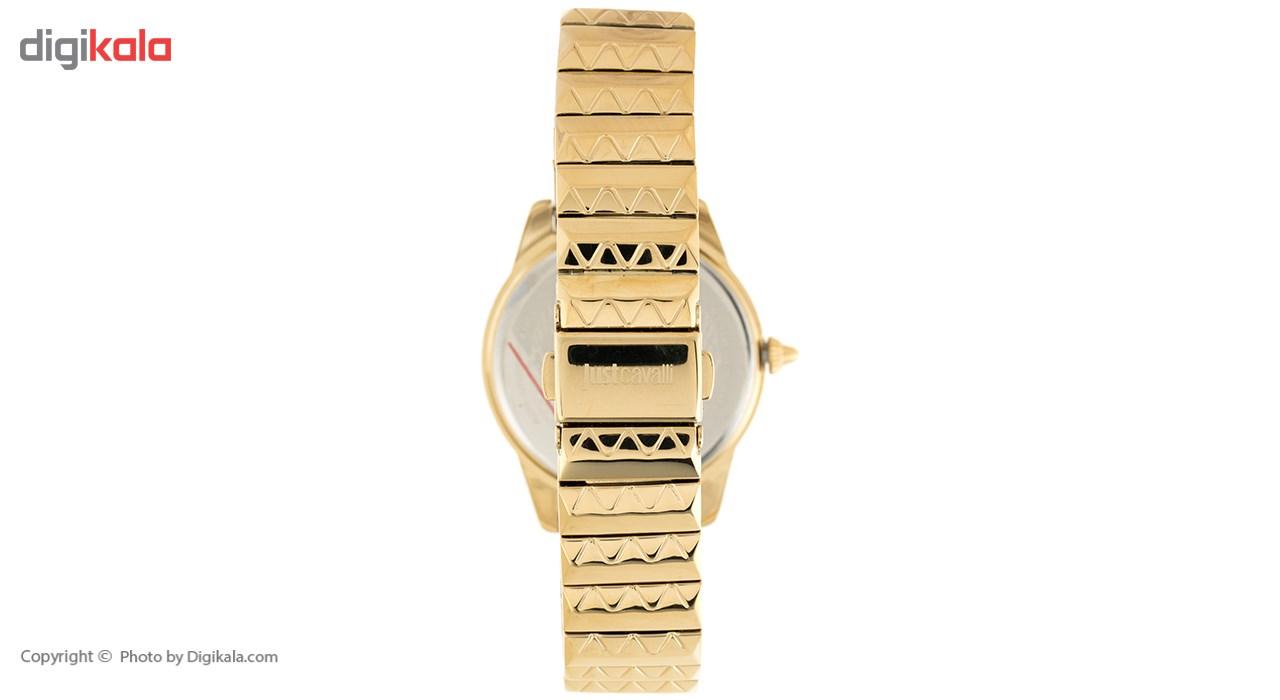 ساعت مچی عقربه ای زنانه جاست کاوالی مدل JC1L003M0075