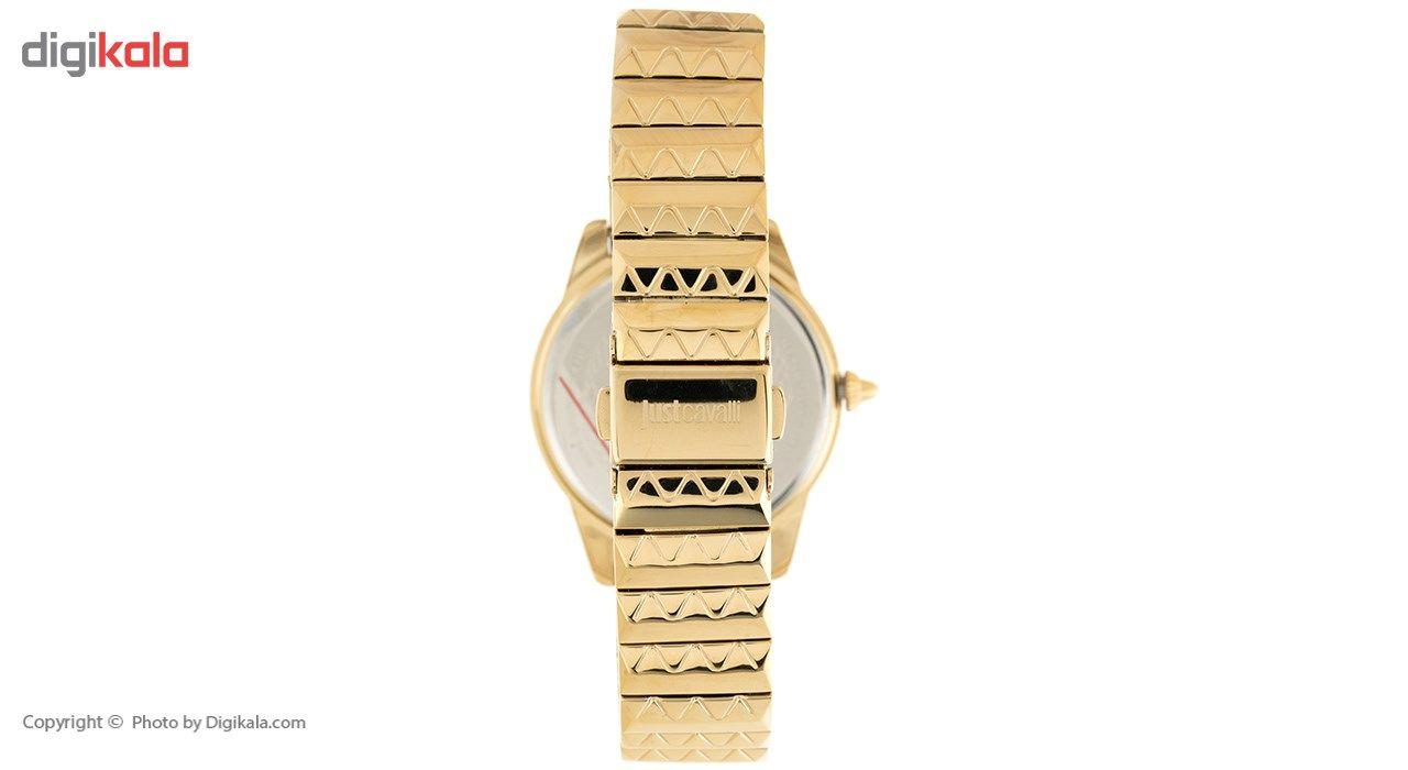 ساعت مچی عقربه ای زنانه جاست کاوالی مدل JC1L003M0075 -  - 3