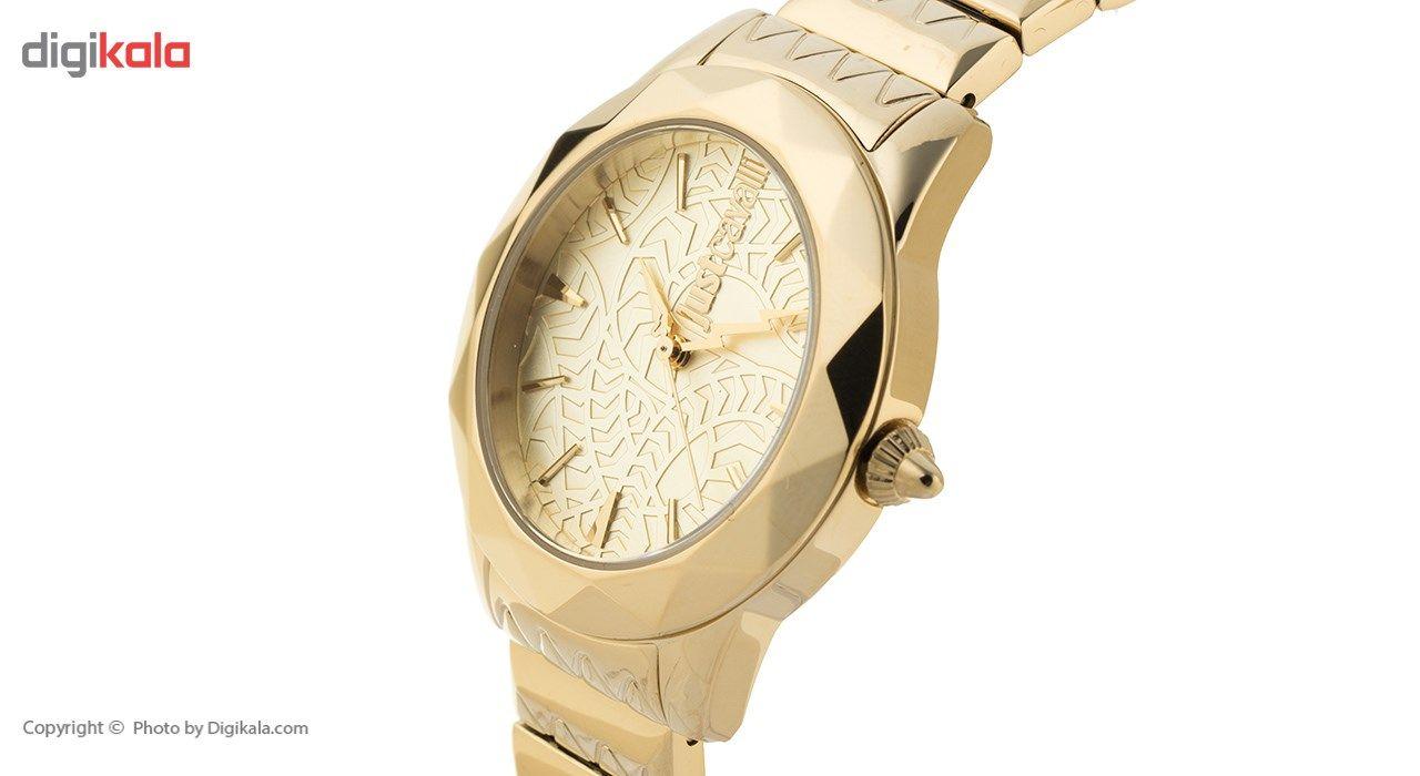 ساعت مچی عقربه ای زنانه جاست کاوالی مدل JC1L003M0075 -  - 1