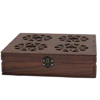 جعبه ارگانایزر لوکس باکس طرح کلاسیک کد LB007