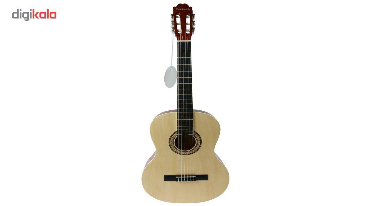 گیتار کلاسیک مستر ورک مدل MWC3900NL  Master Work MWC3900NL Classical Guitar