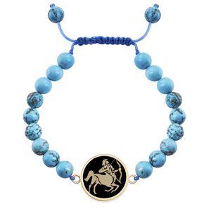 دستبند طلا 18 عیار مرجان مدل0721