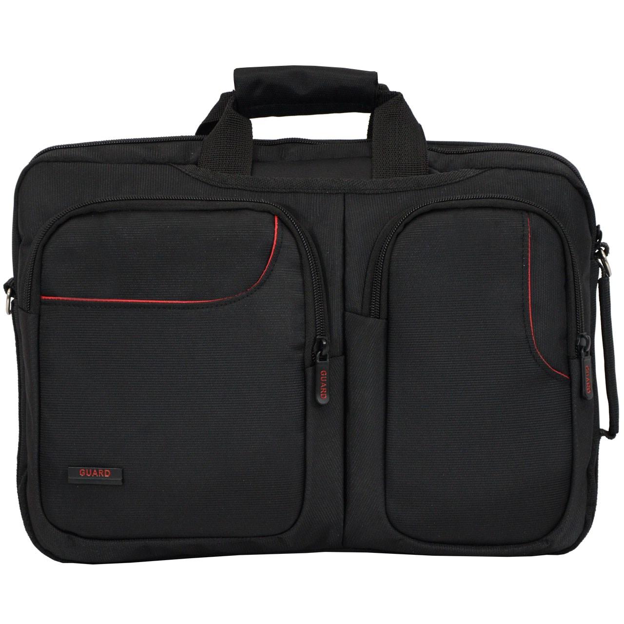 کیف لپ تاپ گارد مدل HP 352 BLK  مناسب برای لپ تاپ 15.6 اینچی