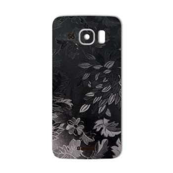 برچسب پوششی ماهوت مدل Wild-flower Texture مناسب برای گوشی  Samsung S6