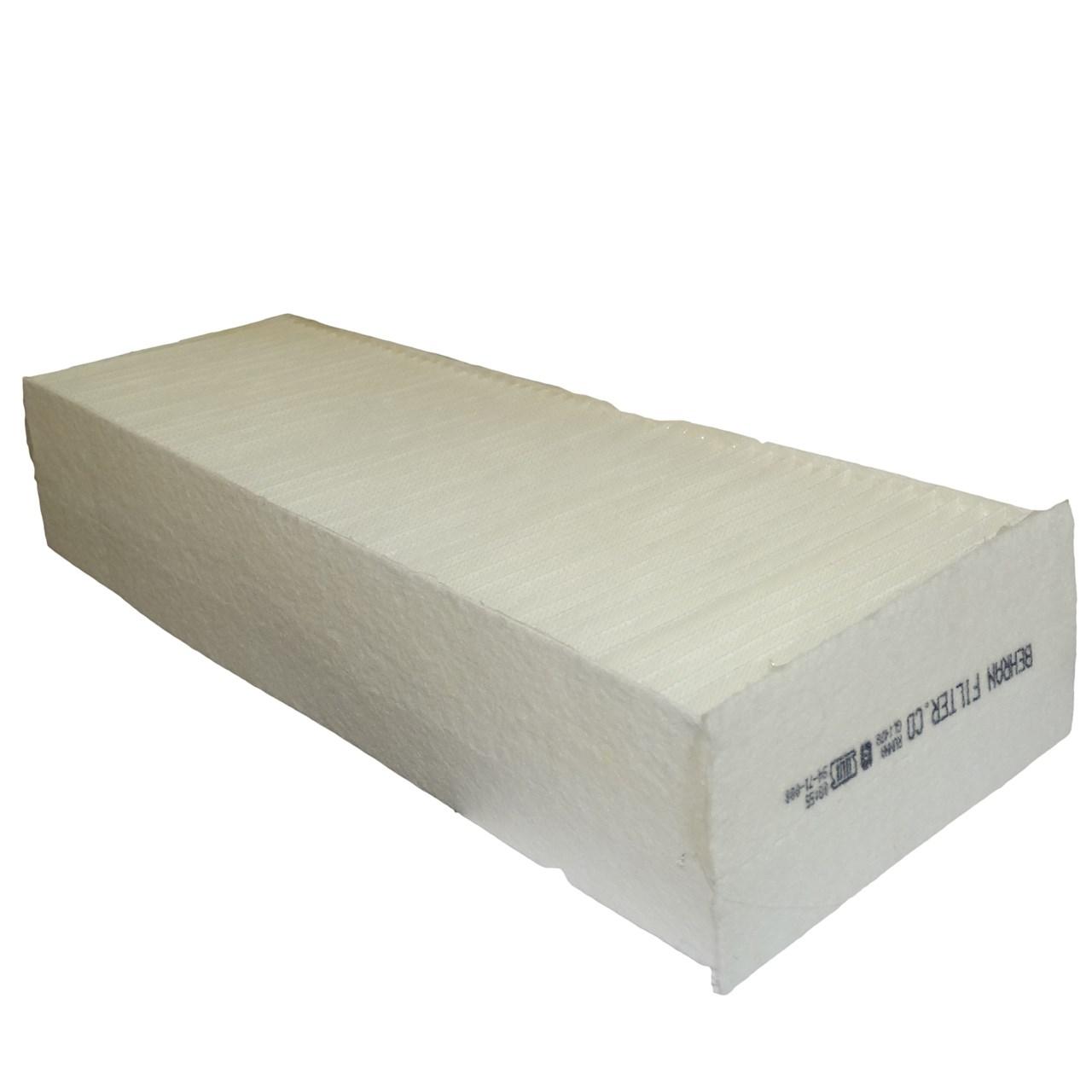 فیلتر کابین خودرو بهران فیلتر مدل GL1428 مناسب برای رانا