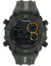 ساعت مچی دیجیتالی مردانه پلیس مدل P14680JPGN-02 -  - 2