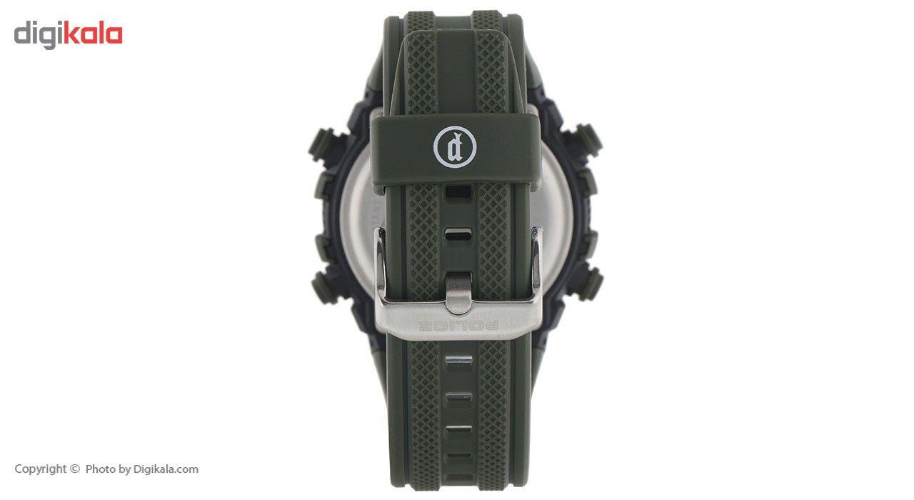 ساعت مچی دیجیتالی مردانه پلیس مدل P14680JPGN-02 -  - 1
