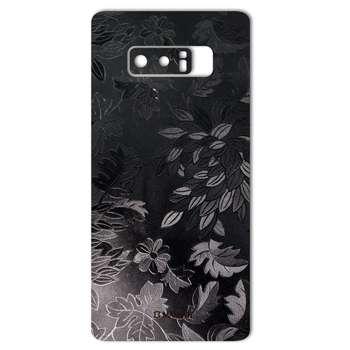 برچسب پوششی ماهوت مدل Wild-flower Texture مناسب برای گوشی  Samsung Note 8