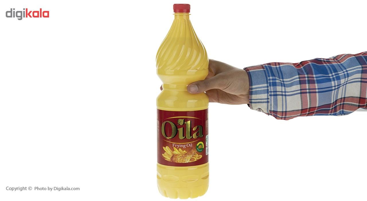 روغن سرخ کردنی اویلا - 1.5 لیتر