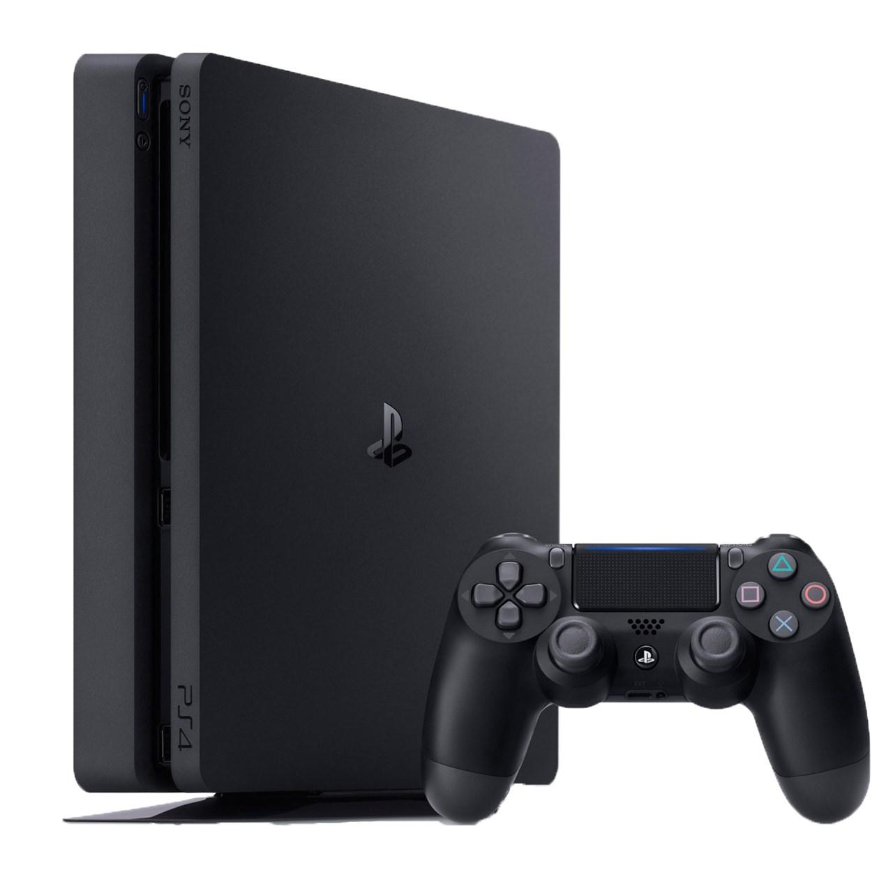 کنسول بازی سونی مدل Playstation 4 Slim کد CUH-2106A Region 3 - ظرفیت 500 گیگابایت