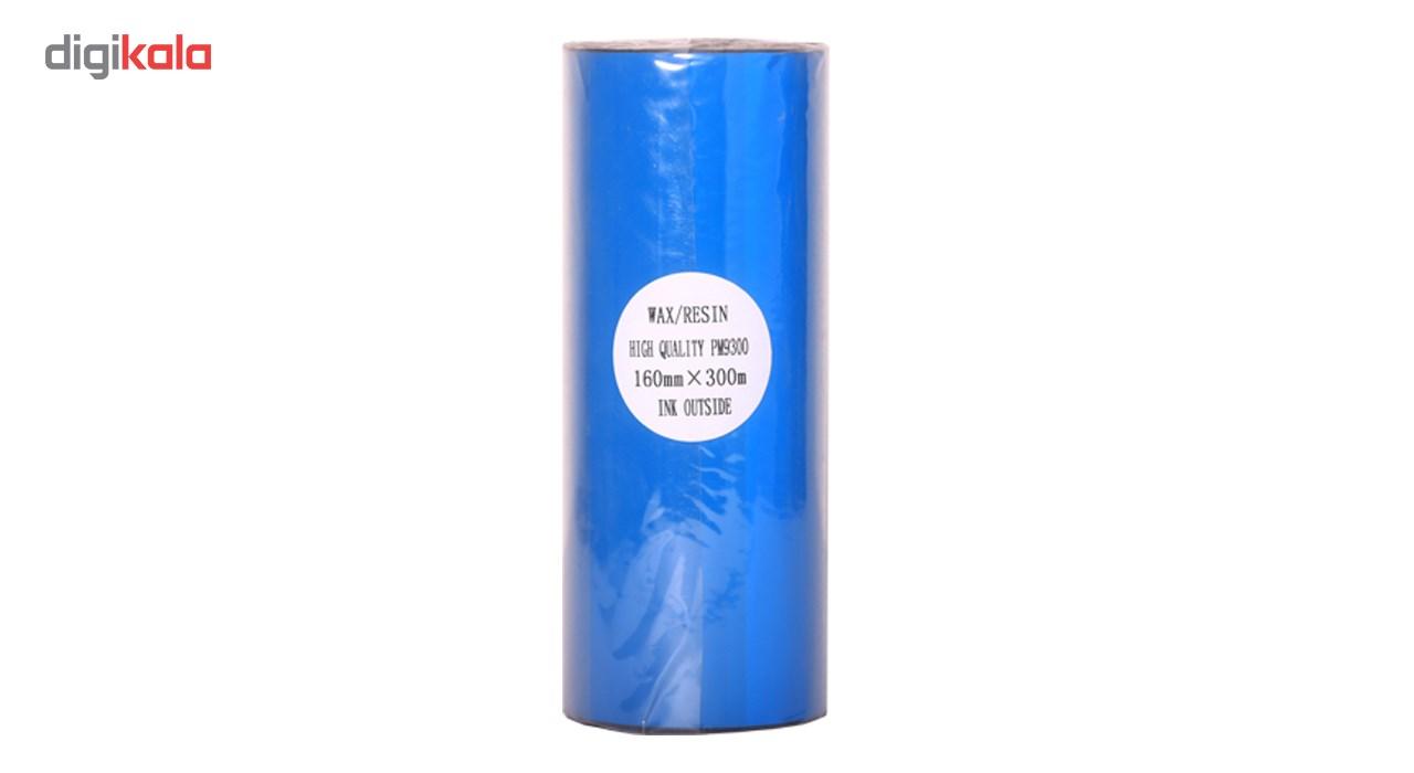 قیمت                      ریبون پرینتر لیبل زن NP مدل Wax Resin 160mm x 300m