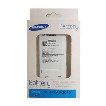 باتری موبایل مدل EB-BA510ABE  مناسب برای گوشی موبایل GALAXY A5 2016