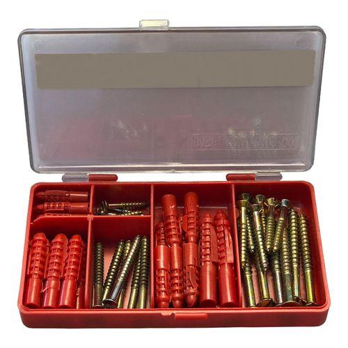مجموعه 24 عددی پیچ چوب و رولپلاک پارس مدل S28