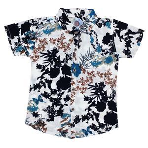 پیراهن پسرانه مدل هاوایی کد SD33