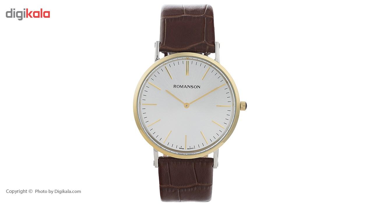 ساعت مچی عقربه ای مردانه رومانسون مدل TL0387CM1CAS1G thumb 2 1