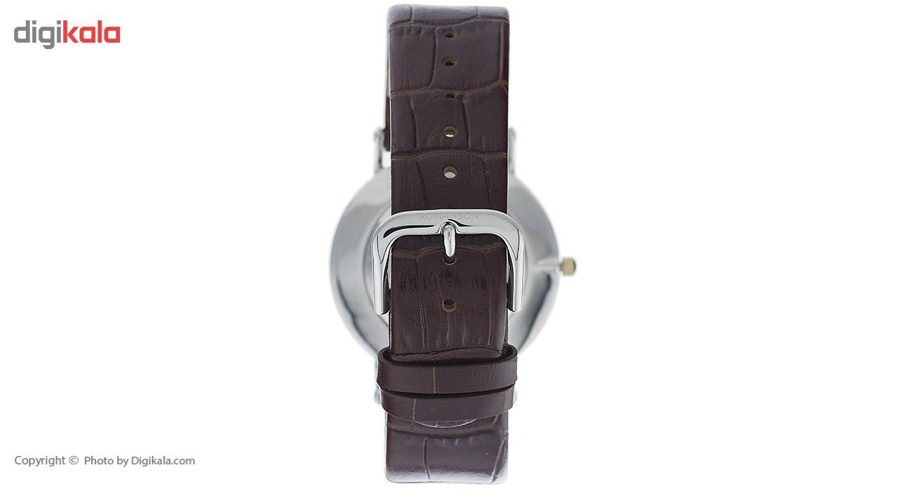 ساعت مچی عقربه ای مردانه رومانسون مدل TL0387CM1CAS1G thumb 2 3