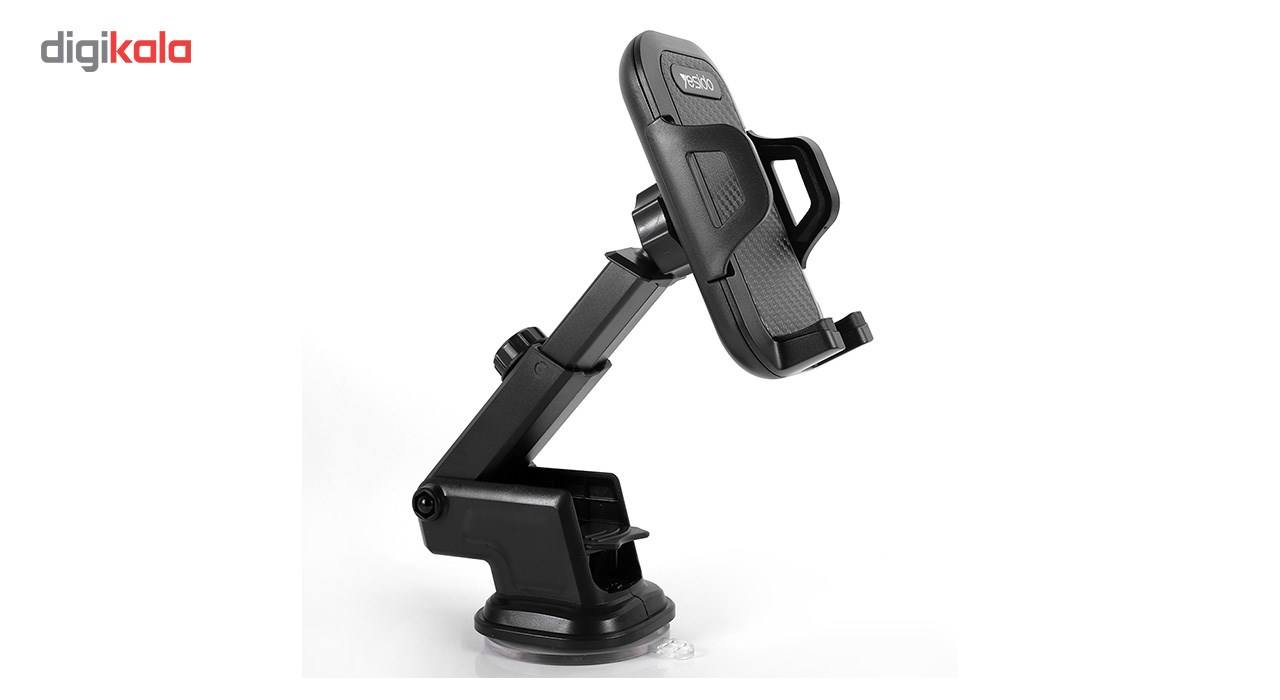 پایه نگهدارنده گوشی موبایل یسیدو مدل C23 main 1 4