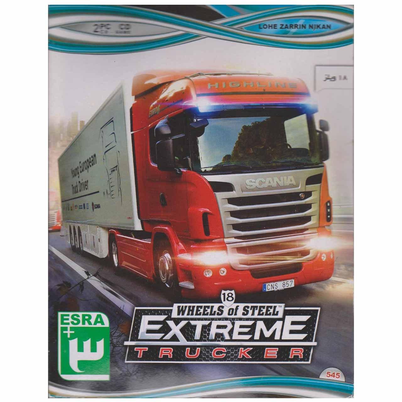 بازی Extreme Trucker مخصوص pc