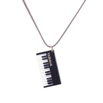 گردنبند طرح پیانو کد 201