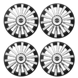 قالپاق چرخ ام اچ بی مدل SP014 سایز 14 اینچ مناسب برای پژو 206 بسته 4 عددی