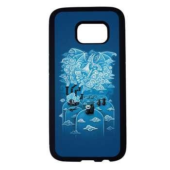 کاور لومانا مدل MS7 007 مناسب برای گوشی موبایل سامسونگ S7