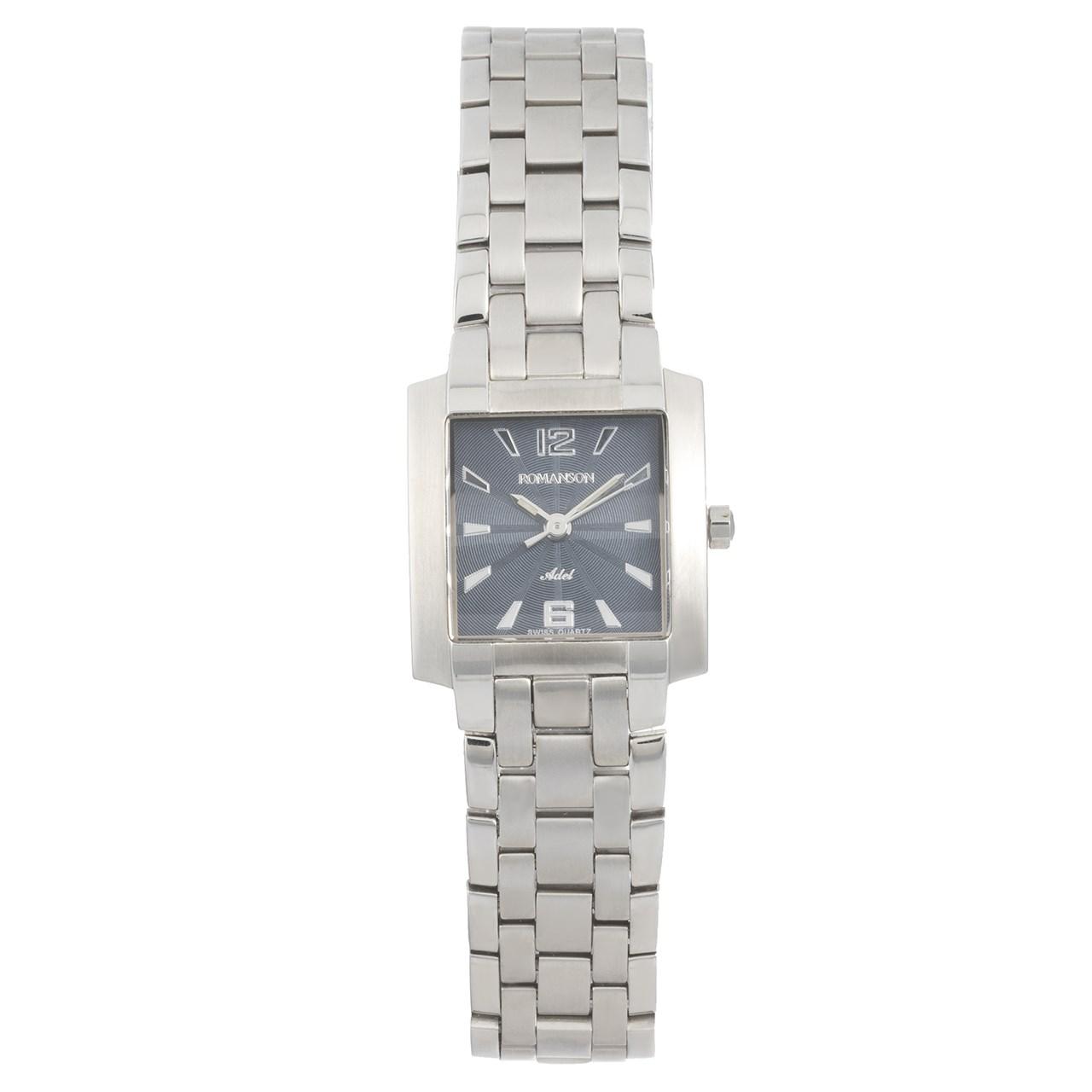 ساعت مچی عقربه ای زنانه رومانسون مدل TM7601LL1WA42W 1