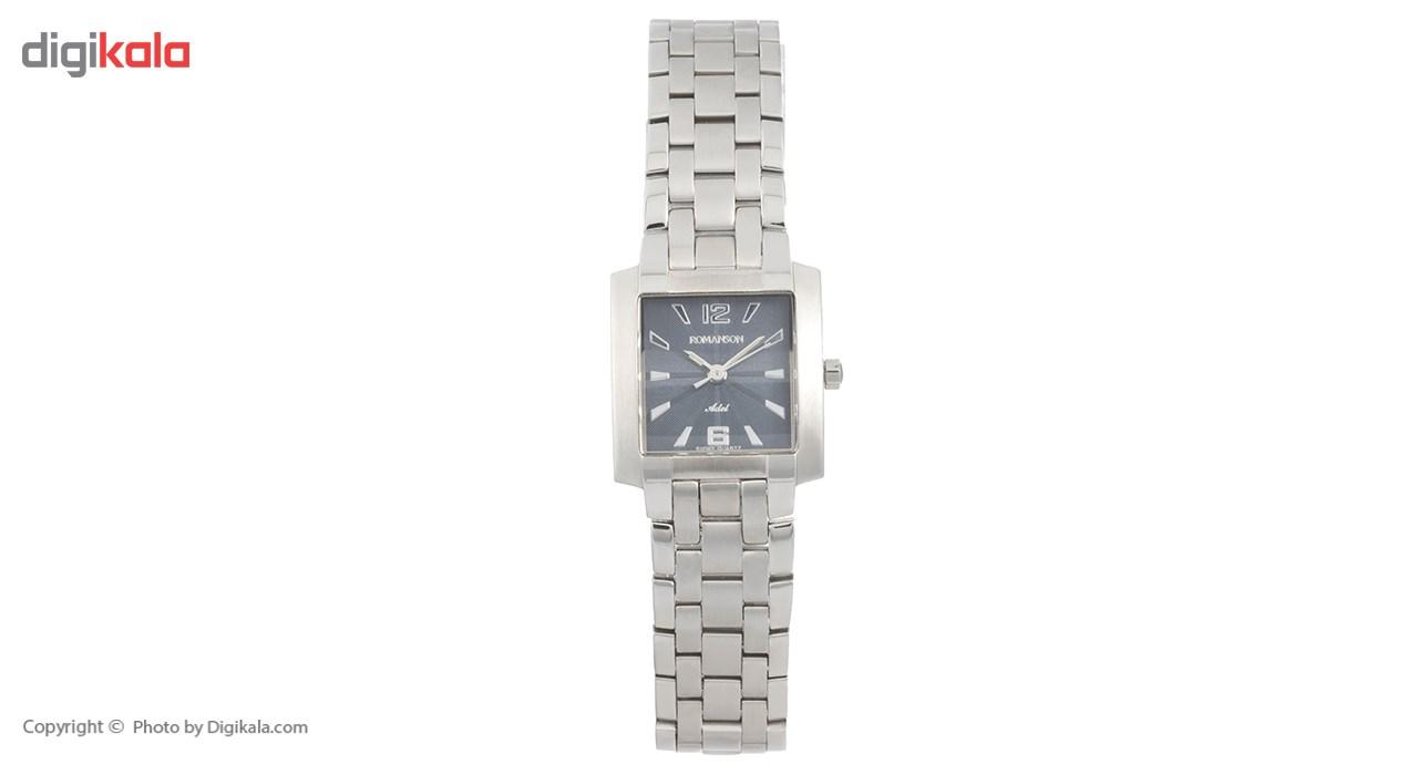 ساعت مچی عقربه ای زنانه رومانسون مدل TM7601LL1WA42W