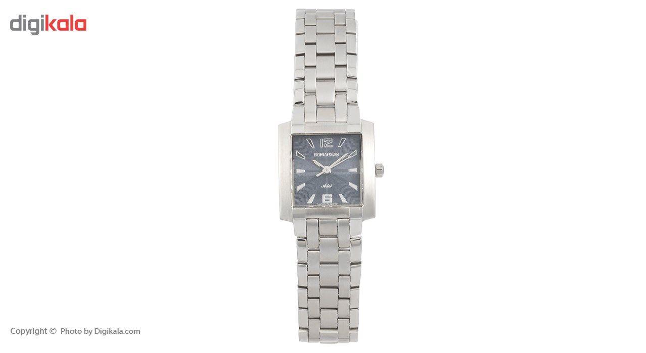 ساعت مچی عقربه ای زنانه رومانسون مدل TM7601LL1WA42W -  - 2