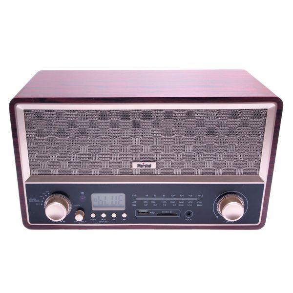اسپیکر بلوتوثی قابل حمل مارشال مدل ME-1136 | Marshall ME-1136 Portable Bluetooth Speaker