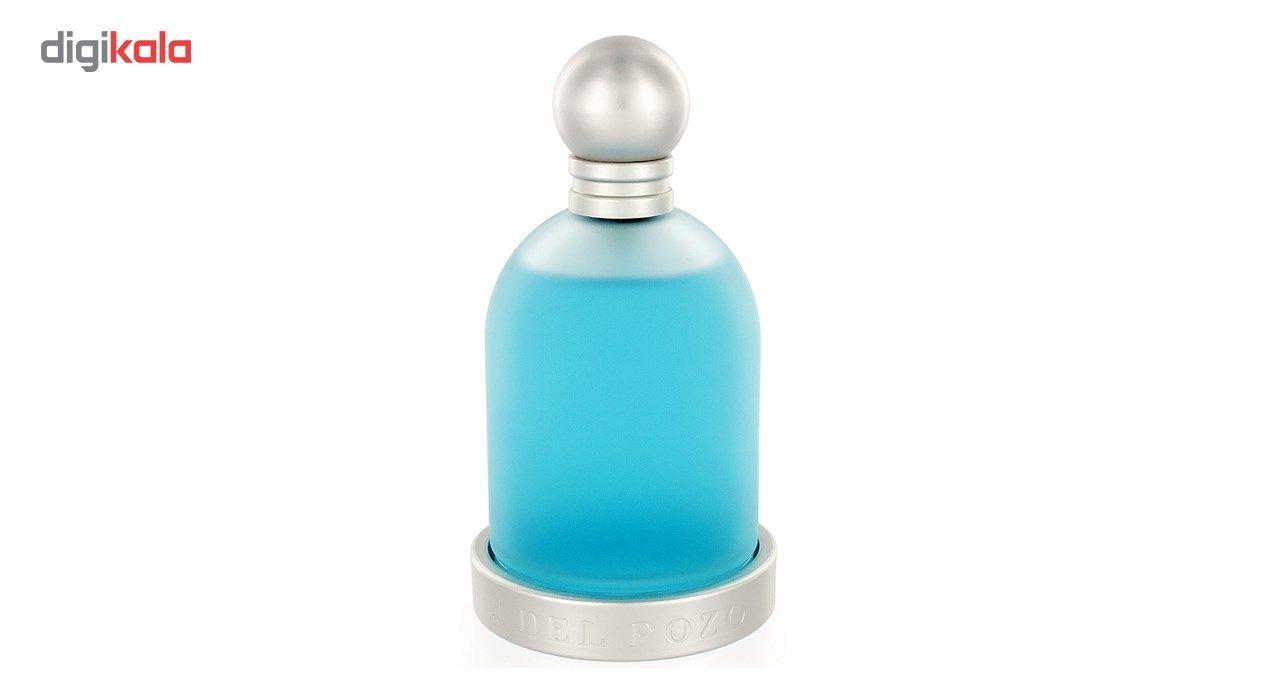 تستر ادو تویلت زنانه خسوس دل پوزو مدل Halloween Blue Drop حجم 100 میلی لیتر -  - 3