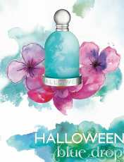 تستر ادو تویلت زنانه خسوس دل پوزو مدل Halloween Blue Drop حجم 100 میلی لیتر -  - 1