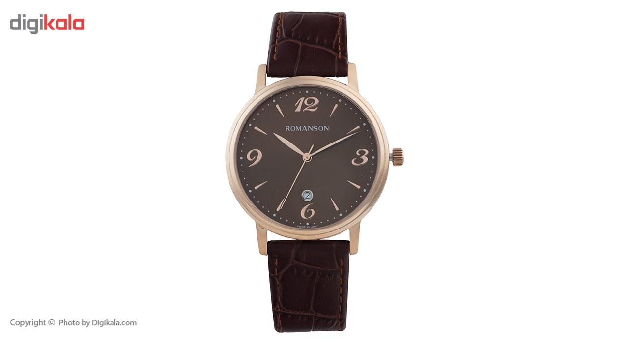 ساعت مچی عقربه ای مردانه رومانسون مدل TL4259MM1RAB6R