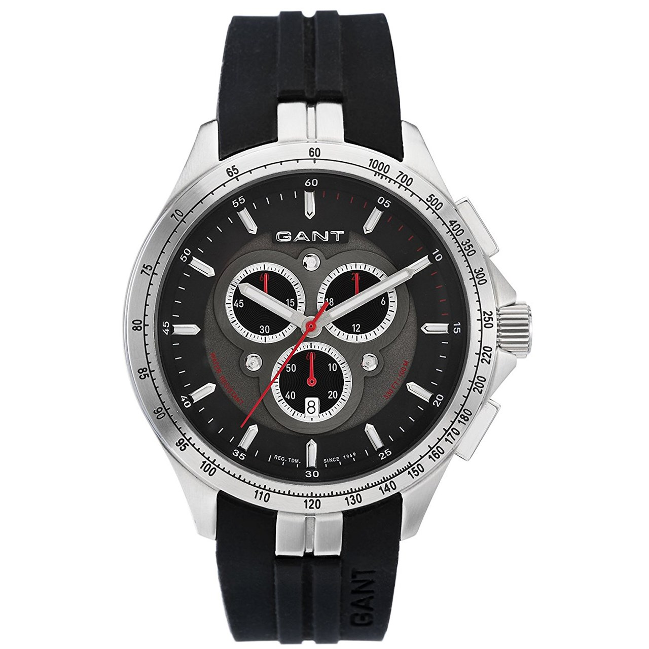 ساعت مچی عقربه ای مردانه گنت مدل GW10851