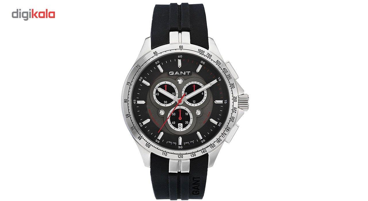 ساعت مچی عقربه ای مردانه گنت مدل GW10851 -  - 2