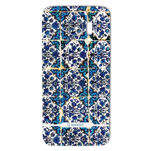 برچسب پوششی ماهوت مدل Traditional-tile Design مناسب برای گوشی  Samsung S7 Edge