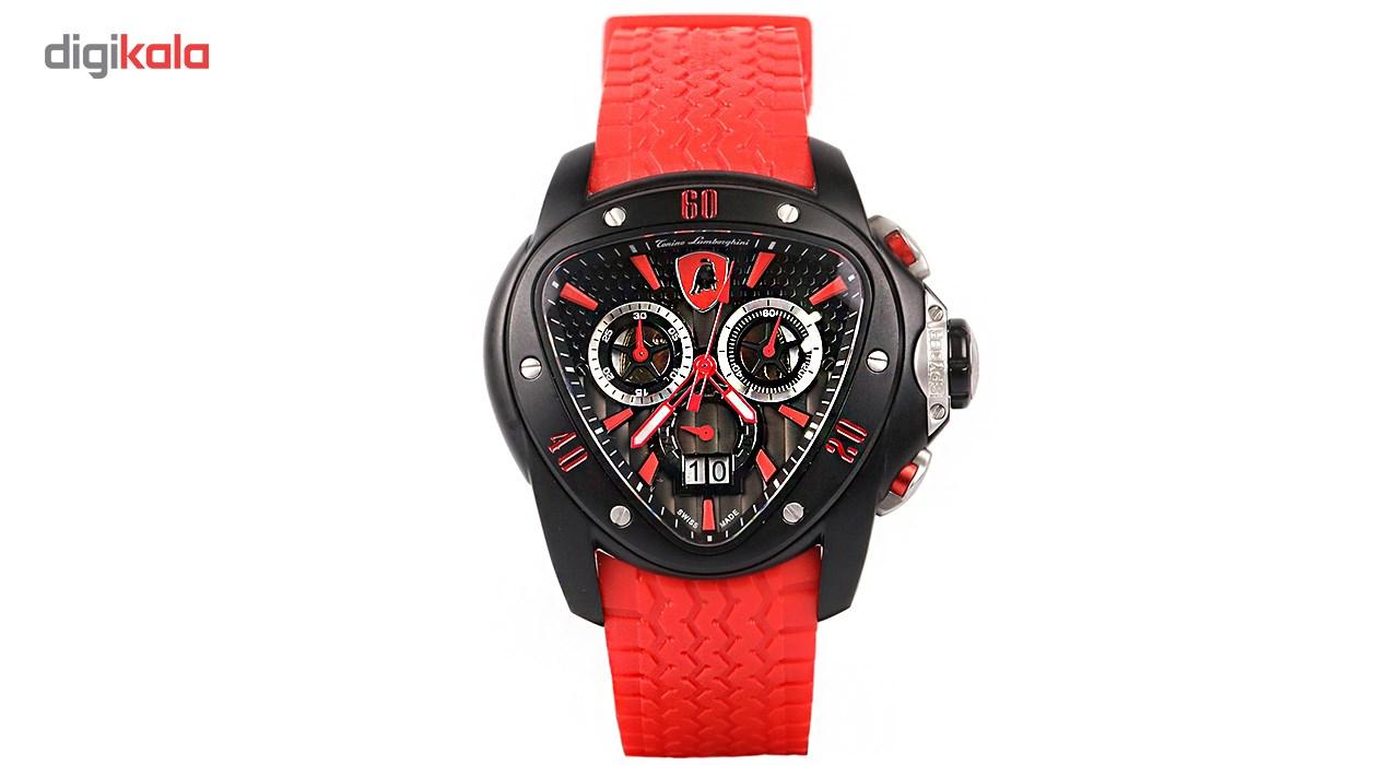 خرید ساعت مچی عقربه ای مردانه تونینو لامبورگینی مدل TL-1124